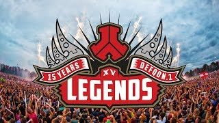 Defqon.1 Weekend Festival 2017 | Defqon.1 Legends | 15 Years...