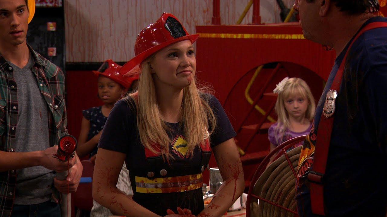 Fireman Freddy's Spaghetti Station - YouTube