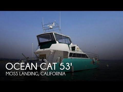 [UNAVAILABLE] Used 1996 Ocean Cat Ocean 53 Catamaran in Moss Landing, California