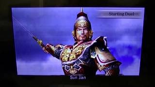 Dynasty Warriors 4 Xtreme Legends Arena Mode