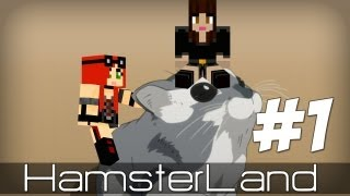 Minecraft Survival - HamsterLand #01