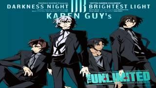 Zettai Karen Children The Unlimited Hyoubu Kyousuke - Darkness Night