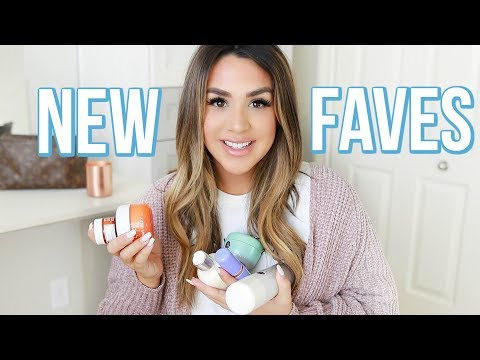 CURRENT SKINCARE, BEAUTY & TANNING FAVORITES | ALEX GARZA
