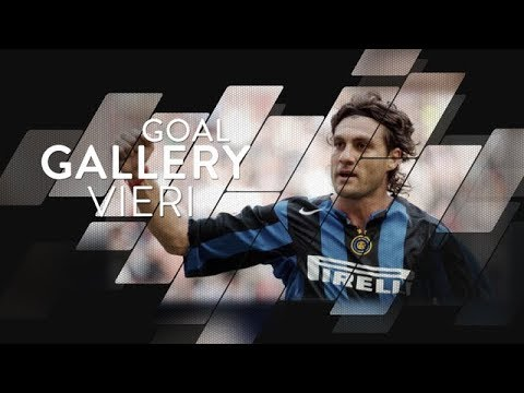 CHRISTIAN VIERI   All of his 123 Inter goals! 🇮🇹🖤💙 Mp3