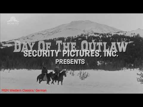 ►Western Movies: Day of the Outlaw (1959) - Robert Ryan, Burl Ives, Tina Louise
