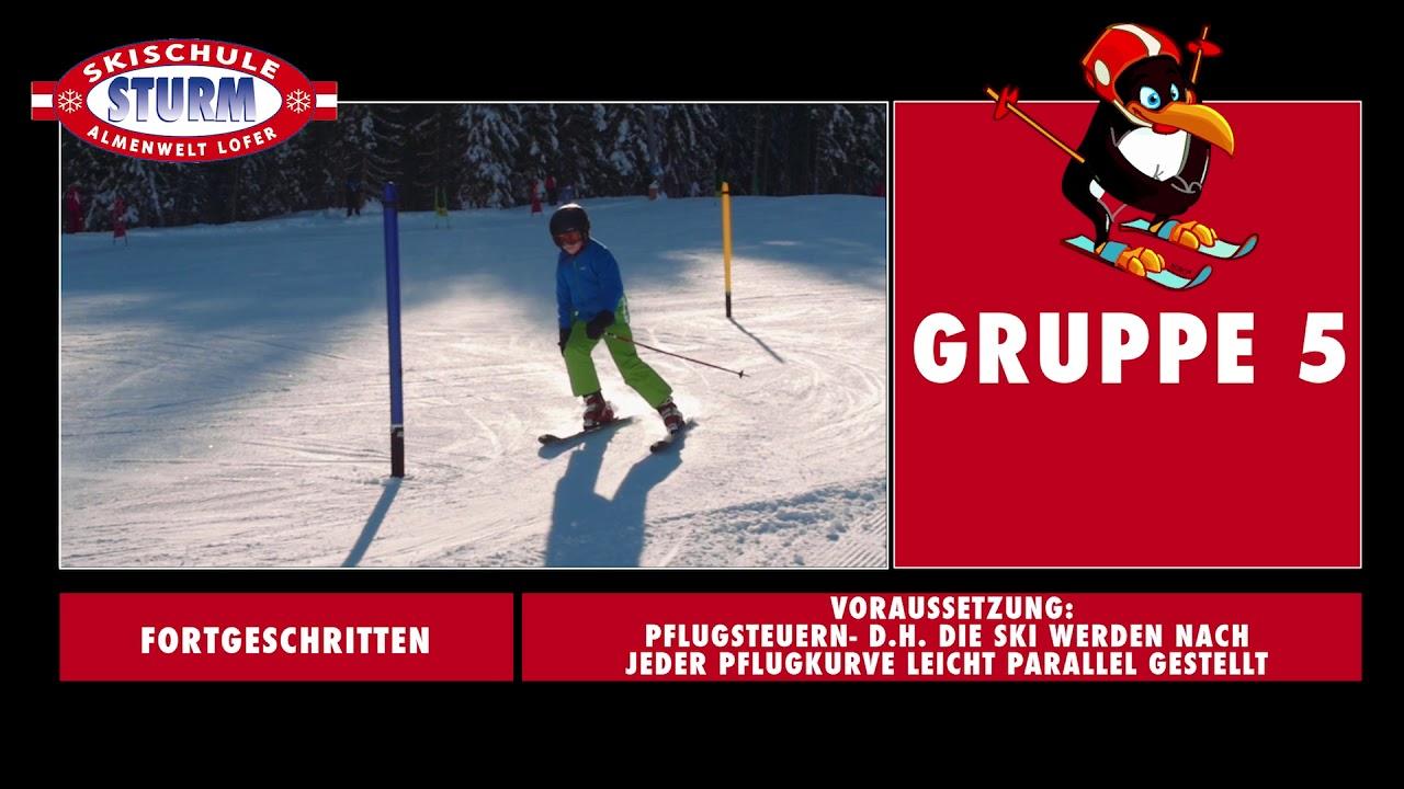 Willkommen in der Skischule Lofer: Skikurse & -verleih