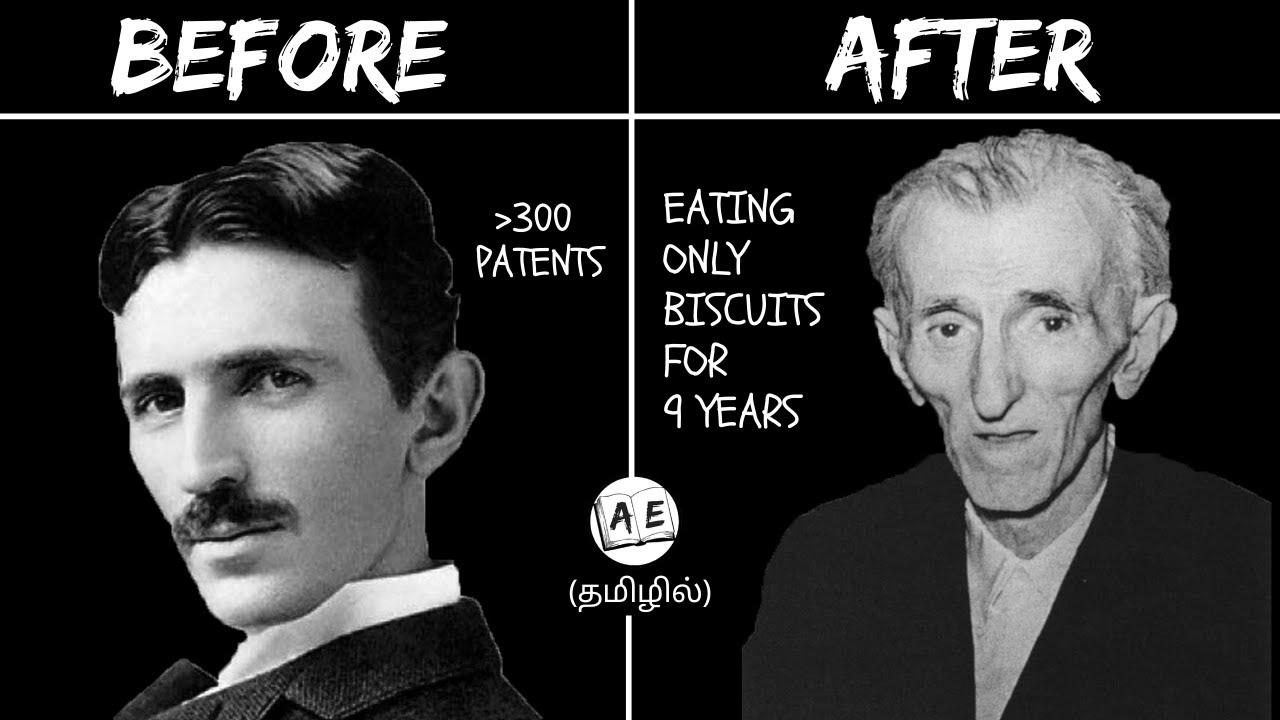 Nikola Tesla Biography In Tamil | Wizard The Life and Time of Nikola Tesla  Story |almost everything