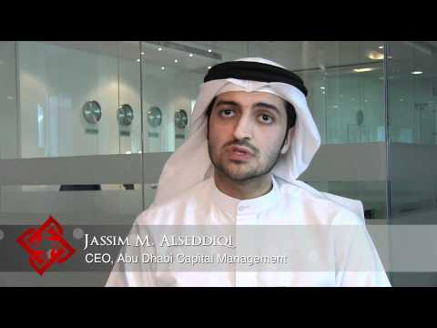 Executive Focus: Jassim M Alseddiqi, CEO, Abu Dhabi Capital Management