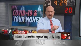 Jim Cramer: What the market is saying about the post-Covid-19 future