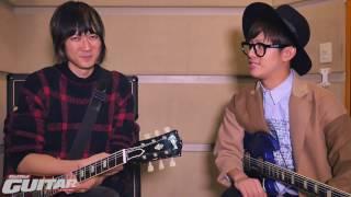 BLUE ENCOUNT直伝「ロックギター・ テクニック7選」