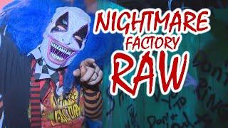 RAW: Walk through the Oregon School for the Deaf Nightmare Factory