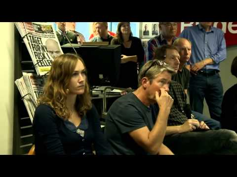 The Newsroom - Off the Record (Trailer @ CPH:DOX 2014)