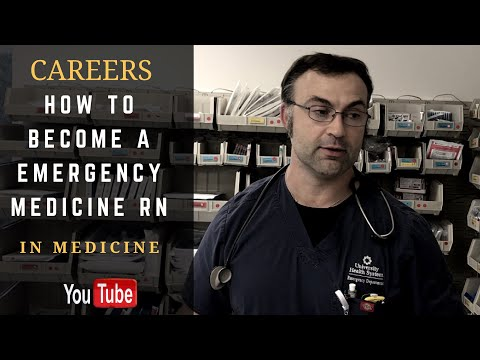 How To Become A Emergency Room Nurse | Life as a Travel Nurse!