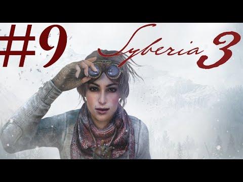 Syberia 3 Walkthrough part 9  