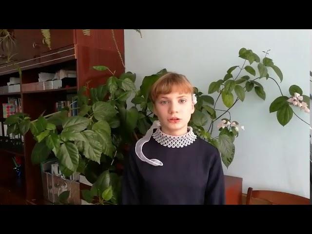 Изображение предпросмотра прочтения – ДаринаОрлова читает произведение «Каждый стих - дитя любви» М.И.Цветаевой