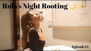 【ローラのナイトルーティン🌙】Rola's Night Routine✨こだわりの夜の過ごし方やバスタイム中にしていること🌃