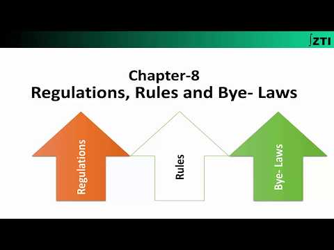 Mines Act 1952 Chapter 8- Rules Regulations And Bye Laws (Section 57) (1/3)