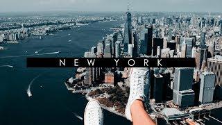 NEW YORK CITY | Cinematic TRAVEL VIDEO | Sony RX 100 V