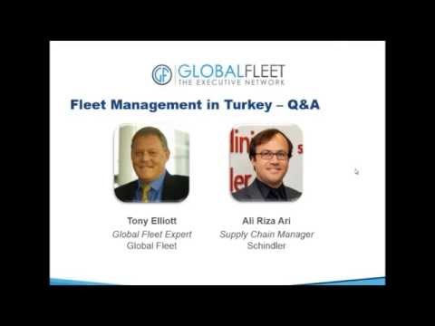 Global Fleet Webinar: Fleet Management in Turkey
