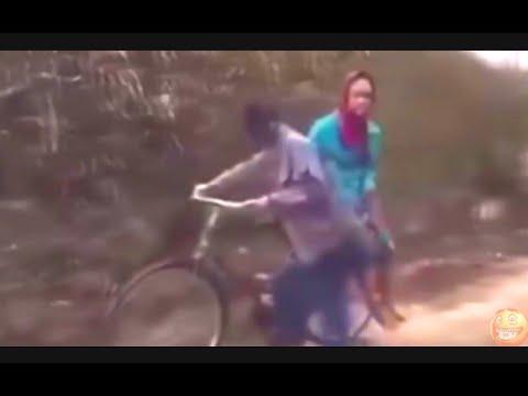 Romantic Bicycle Trip .. إجرى إجرى إجرى ودينى قوام وصلنى