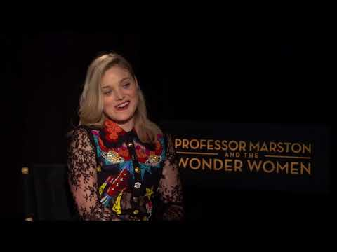 Bella Heathcote On Love Triangle In PROFESSOR MARSTON AND THE WONDER WOMEN