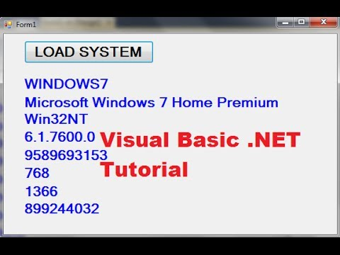 How to program in visual basic. Net (vb. Net) (with pictures).