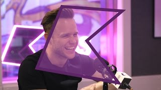 Olly Murs talks Football, You Don