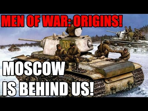 MOSCOW IS BEHIND US! ~ Origins - Men of War: Assault Squad 2