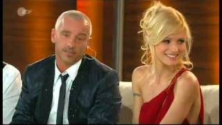 EROS RAMAZZOTTI & MICHELLE HUNZIKER LIVE AT TV SHOW WETTEN DASS..? ♥♪♫♪♫♪♥