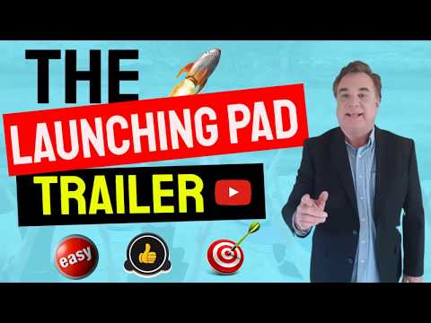 The Launching Pad Trailer