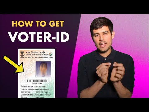 How to Vote? | All about Voter ID Card Registration by Dhruv Rathee