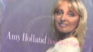 Amy Holland interview 1983 - Mrs. Michael McDonald back in the day