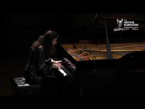 MILSTEIN Nathalia |J.S. Bach - Toccata in C Minor, BWV 911, Stage I