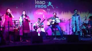 leapfrog Coke Studio MTV | bluefrog | Fusion | raag bageshri | feat. Gaurav Bhatt | HeatStrokes