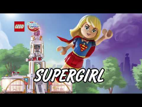 Supergirl™ - LEGO DC Super Hero Girls - Short film