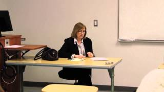 Panel Discussion - Hofstra University - How To Land A Journalism Internship