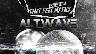 The Weeknd Can 39 t Feel My Face 80s synthwave version by ALTWAVE.mp3