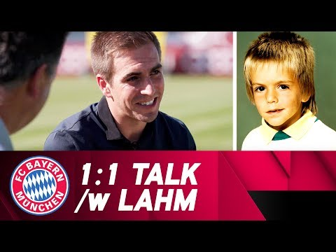 Philipp Lahm: Final FC Bayern Interview!