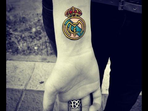 Tatuajes del real madrid youtube - Montadores de pladur en madrid ...
