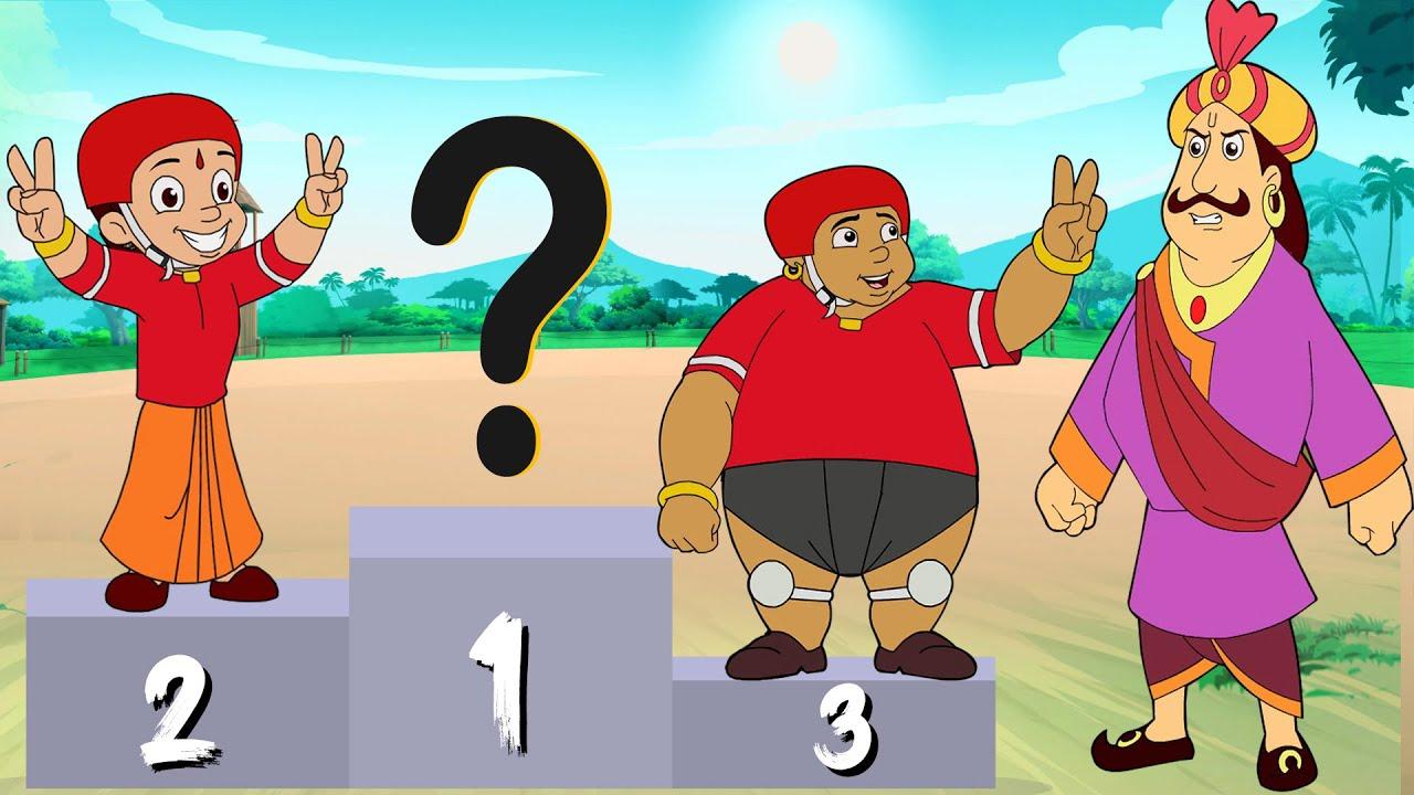 Chhota Bheem - Jo Jeeta Wohi Sikander   जो जीता वोही सिकंदर   Cartoon for Kids in Hindi