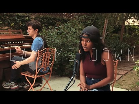 Lay Me Down - Sam Smith - Diamond White Cover