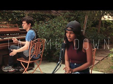 Lay Me Down - Sam Smith - Diamond White Cover