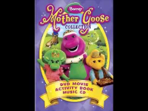 Barney Mother Goose Collection Music Cd Youtube
