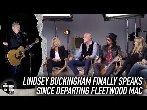 Lindsey Buckingham Speaks After Leaving Fleetwood Mac