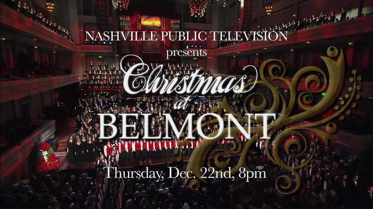 Promo | Christmas at Belmont 2011 | NPT - YouTube