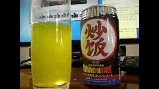果汁1%のオレンジソーダ 7つの元気パワー配合(ビタミンB1 B2 B6 B1...