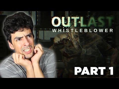 BACK TO THE ASYLUM | Outlast: Whistleblower - Part 1