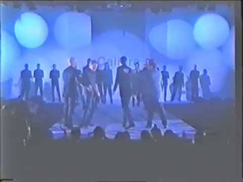 Calibre Men's Fashion Show - Melbourne 1998