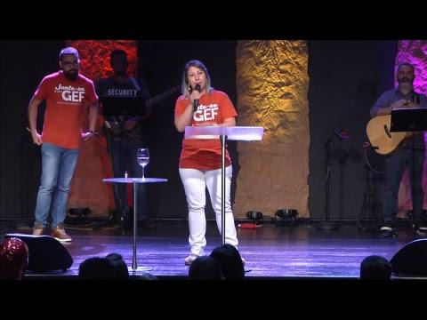 Culto Da Familia - 8/13/2017 Multiplicacao dos GEFS