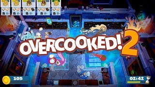 Overcooked 2 GIVEAWAY!! (oh, and it's a stream)